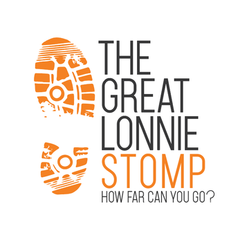 The Great Lonnie Stomp logo